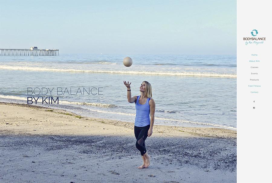 Body Balance by Kim