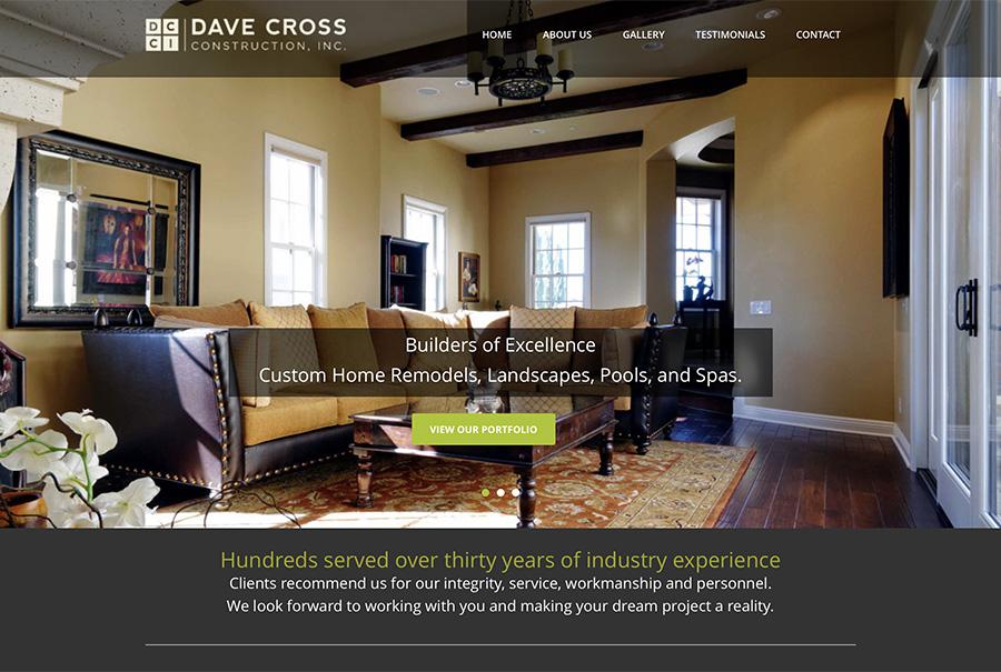 Website Design Examples San Clemente Website Design